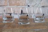 Johnnie Walker Black Label Whisky Glas bargadgets.nl combishoppen.nl