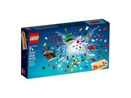 LEGO 40253 Kerst Bouwset 24in1