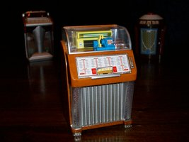 Mini Jukebox | Seeburg M100 C