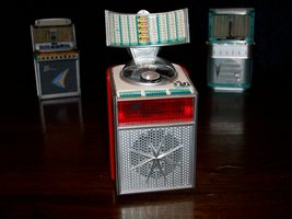 Mini Jukebox | Ami Continental XJCA-200