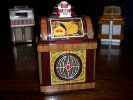 Mini Jukebox | Packard Manhattan