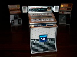 Mini Jukebox | Seeburg DS 160
