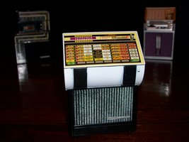Mini Jukebox | Seeburg ESX 100 'Marauder'