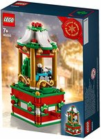 LEGO 40293 Kerst Draaimolen - Christmas Carousel HARD-TO-FIND