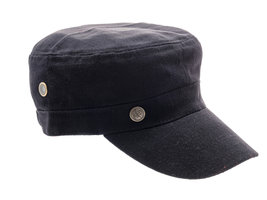 Bacardi Army Cap - Zwart