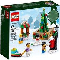 LEGO 40263 Kerstmis Dorpsplein