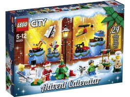 LEGO City 60201 Adventskalender 2018