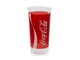 Coca Cola kunststof Beker (25 stuks)