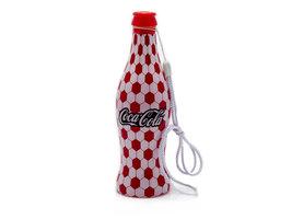 Coca Cola kunststof Voetbal Toeter