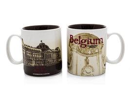 Starbucks City Mug: België - Belgium