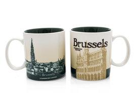 Starbucks City Mug: België - Brussels