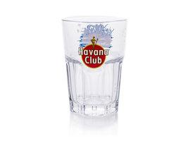 Havana Club - Cuba Libre Cocktail Glas Limited Edition