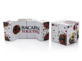 Bacardi Together Kubus