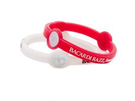 Bacardi Razz Siliconen Armbanden (2 stuks)