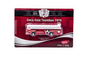 Coca Cola Spelersbus Duitsland FIFA WK 1974