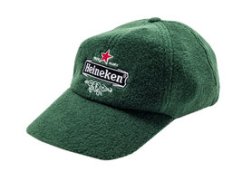 Heineken fleece Cap