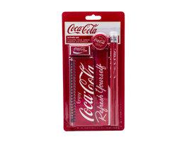 Coca Cola Schrijfset (6 dlg)