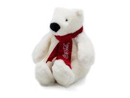 Coca Cola Pluche IJsbeer - Polar Bear