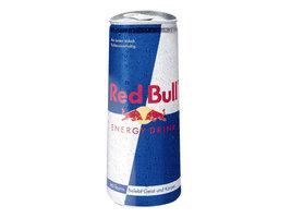 Red Bull Energy Drink - Reclamebord Blik