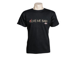 Martini Heren T-Shirt 'Olive me Baby' (L)