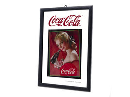Coca Cola Retro Spiegel
