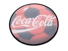 Coca Cola Zonnescherm Auto 'Voetbal'