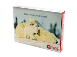 Coca Cola Artic Home Puzzel (100pcs)