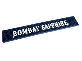 Bombay Sapphire rubberen Barmat