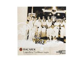 Bacardi Canvas Schilderij Legend (#1)