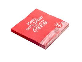 Coca Cola Servetten (20 stuks)
