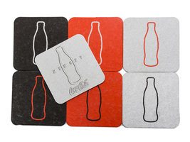Coca Cola Memory Viltjes (12 stuks)