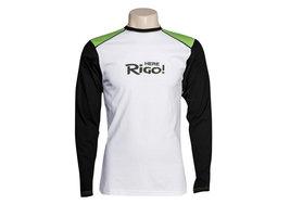 Bacardi Rigo Heren Longsleeve 'Here Rigo' (L)