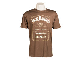 Jack Daniel's Heren T-Shirt 'Honey' (L)