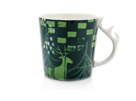 Starbucks Christmas Mug: Kerstmok 2014 - 'Rendier'