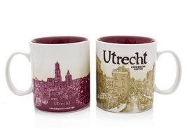 Starbucks City Mug: Nederland - Utrecht
