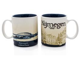 Starbucks City Mug: Nederland - Nijmegen (#1=foutieve opdruk)