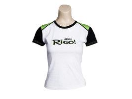 Bacardi Rigo Dames Shirt 'Here Rigo' (M)