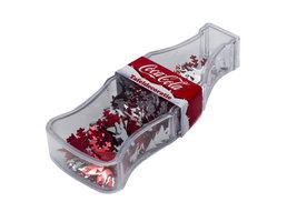 Coca Cola Tafeldecoratie Kerst Glitter