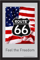 Spiegel Route 66 'Feel the Freedom'