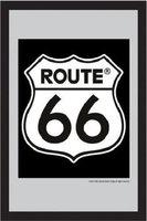Spiegel Route 66 'Black'