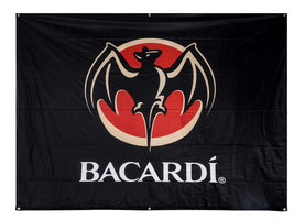 Bacardi Banner (180x150cm)