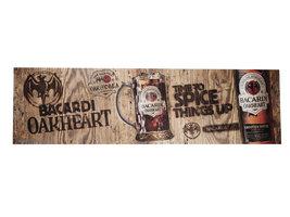 Bacardi Oakheart Banner (vilt)