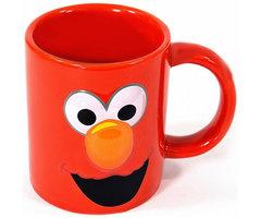 Sesamstraat Koffiemok Elmo