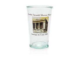 Bacardi Mojito Glas 'Emilio Bacardi Moreau Museo - Santiago de Cuba 1899