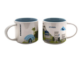 Starbucks You Are Here Mug: Griekenland Greece - Athene Athens