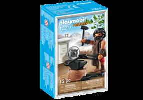 Playmobil 70217 History | Griekse Goden: Hephaestus