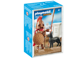 Playmobil 70216 History | Griekse Goden: Ares