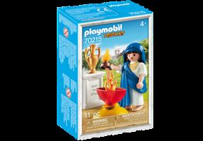 Playmobil 70215 History | Griekse Goden: Hestia