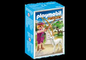 Playmobil 9525 History | Griekse Goden: Artemis