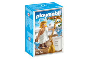 Playmobil 9524 History | Griekse Goden: Hermes